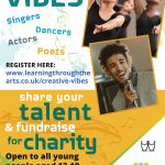 Creative Vibes: Talent Show Registration