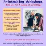 Art & Soul: Printmaking Workshops