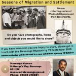 Opening Event: The Windrush: Seasons of Migration and Settlement