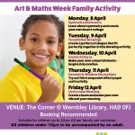 Creative Ideas: Art & Maths Week Family Activity