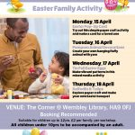 Creative Ideas: Easter Family Activity