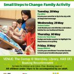 Creative Ideas: Small Steps To Change Family Activities