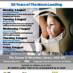 Creative Ideas: 50 Years of The Moon Landing