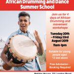 African Drumming and Dance Summer School
