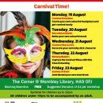 Creative Ideas: Carnival Time!