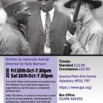 After The Storm: Stage Performance at Queens Park Arts Centre, Aylesbury