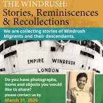 The Windrush: Stories, Reminiscences & Recollections