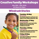 The Windrush: Creative Family Workshops