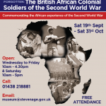 Forgotten: British African Colonial Soldiers of WW2