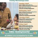 Creative Ideas: Easter Family Workshops