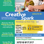 Creative Spark July