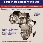 The Royal West African Frontier Force in the Second World War, Sutton Central Library
