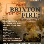 When Brixton Went On Fire, Carnegie Library