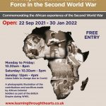 The Royal West African Frontier Force in the Second World War, Willesden Green Library