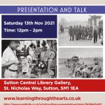 Presentation and Talk: Royal West African Frontier Force in the Second World War
